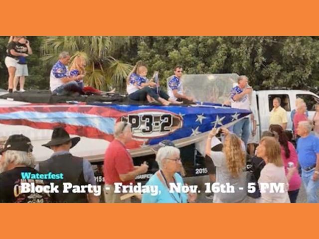 Waterfest Block Party