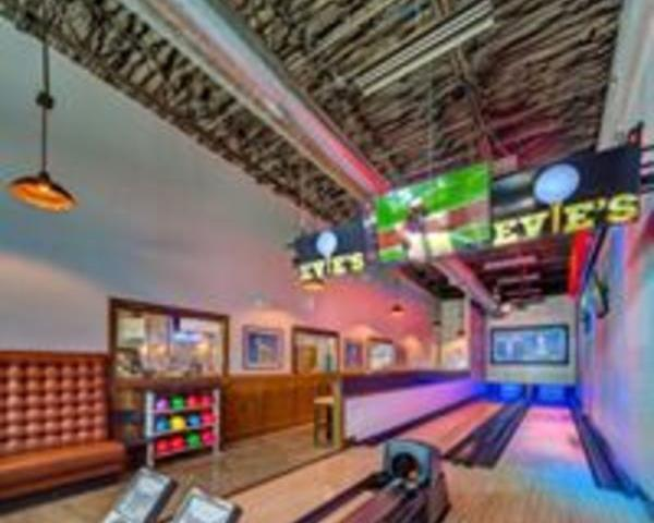2 luxury bowling lanes - Rent our 2 luxury lanes of bowling for your next birthday party, work event or just for fun!