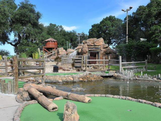 Mini Golf - Mini Golf.  Group rates available.