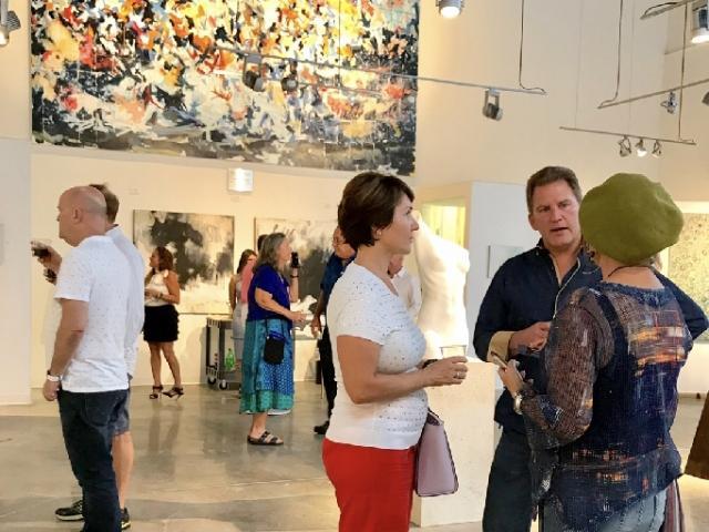 First Friday Art Walk - Downtown Sarasota