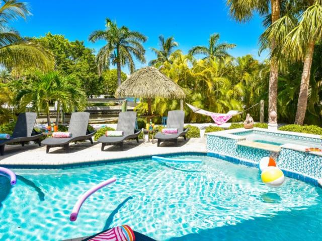Outdoor Pool - FLARBO - Sirenia By The Sea - FLARBO vacation rental listing