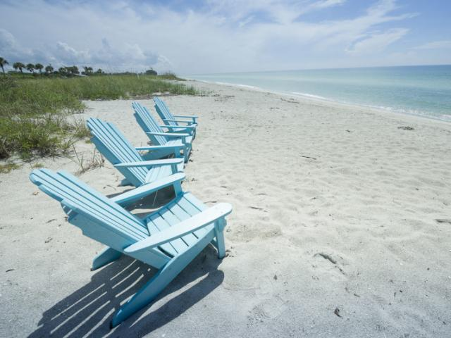 Longboat Key beach