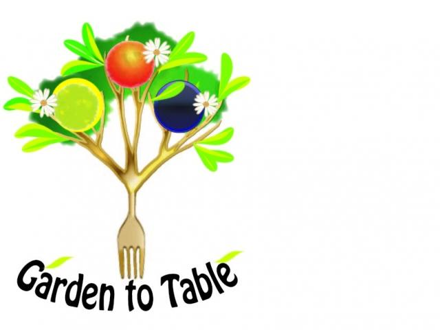"""""""Garden to Table"""" Flower Show"""
