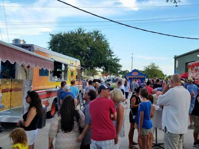 Sarasota Food Truck Rally