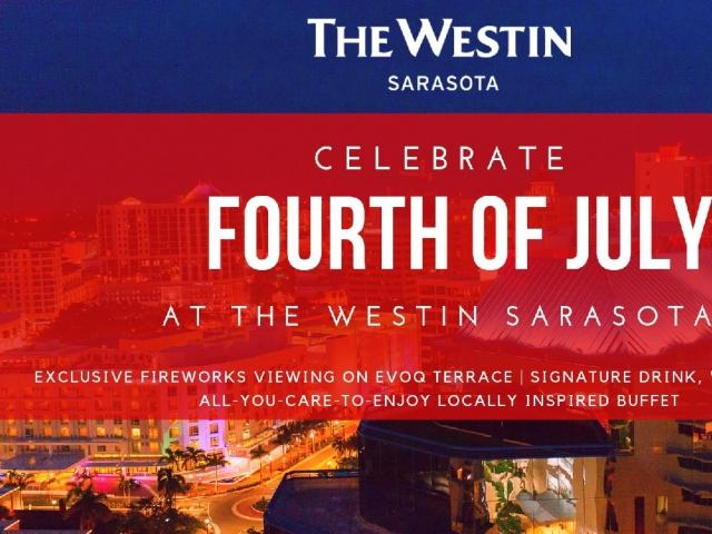 Fourth of July at The Westin Sarasota