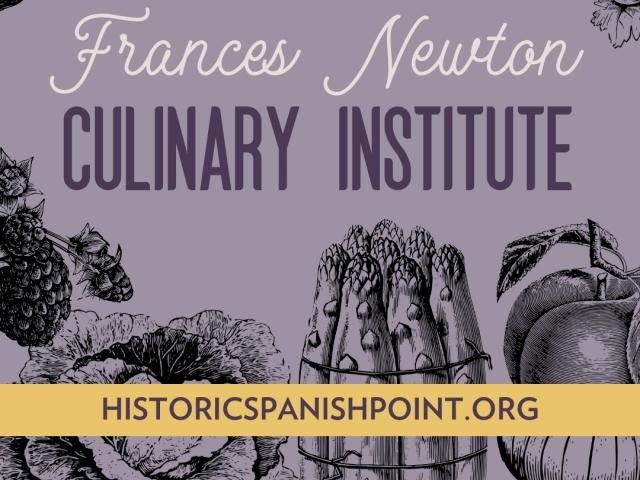 Frances Newton Culinary Institute