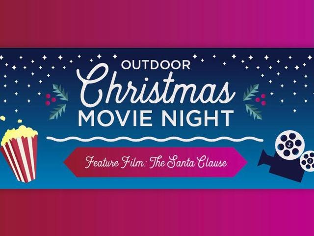 FREE Christmas Movie Night