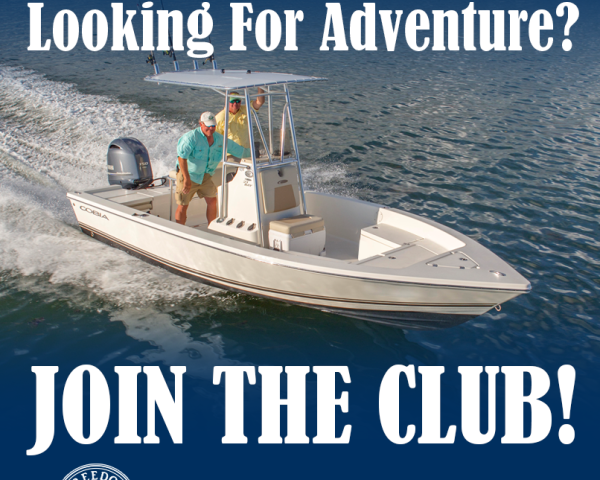 Enjoy a wide variety of boats and club locations. - Enjoy a wide variety of boats and club locations at Freedom Boat Club.