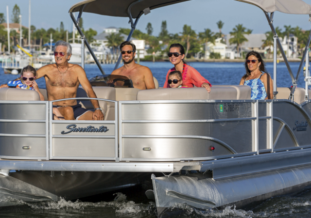 The Simple Alternative to Boat Ownership. - Enjoy boating at Freedom Boat Club!