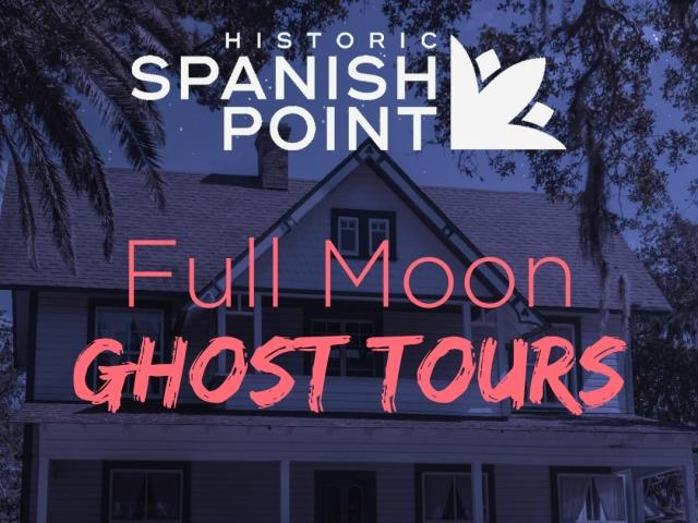 Full Moon Ghost Tours