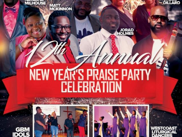 GBM 2019 New Year's Praise Party