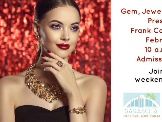 Gem, Jewelry & Bead Show