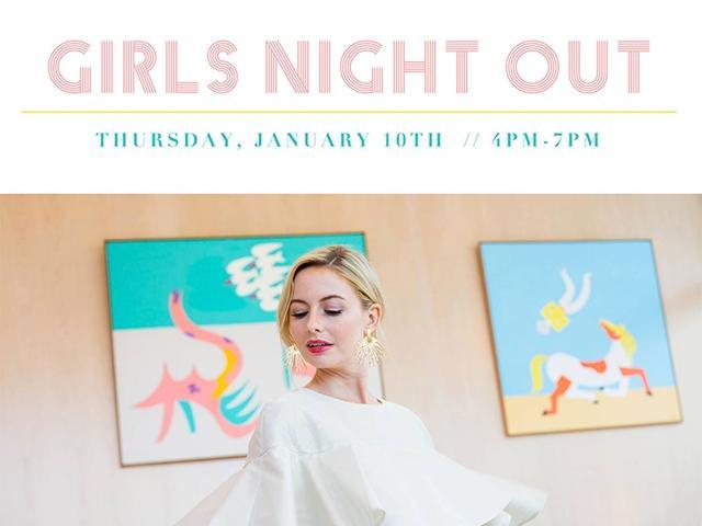 Girls Night Out!  At The Sarasota Modern.