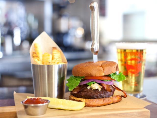 Cobb Burger