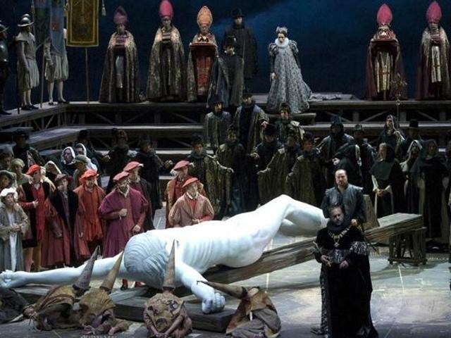 "HD at the Opera House presents Verdi's ""Don Carlo"""