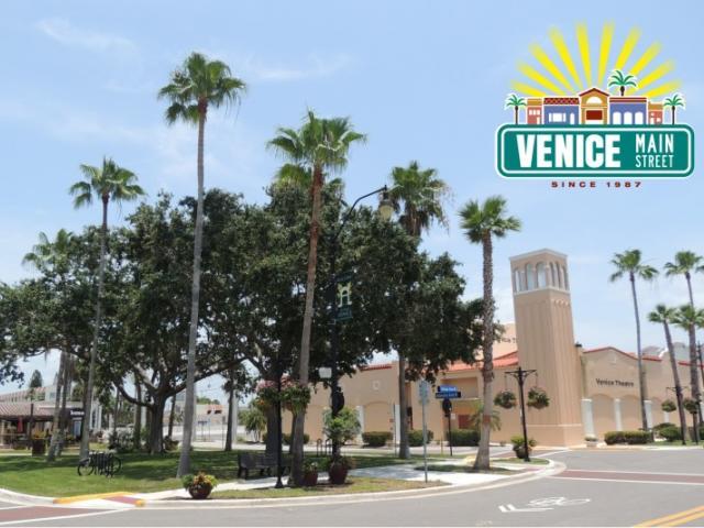 Venice Theatre, Downtown Venice
