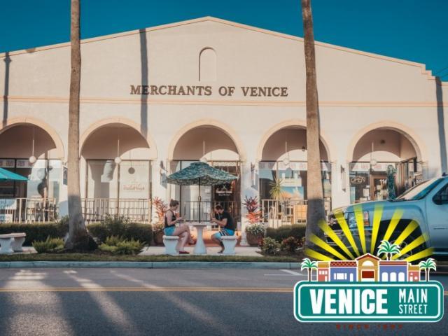 Nokomis Avenue S. Downtown Venice