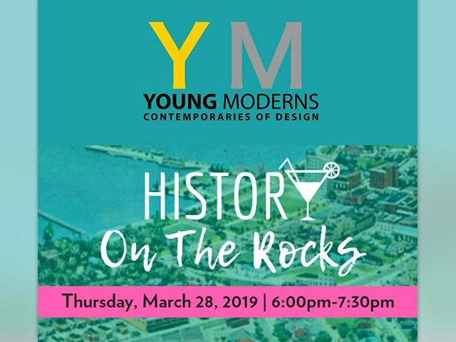 History On The Rocks, Presented by the Young Moderns