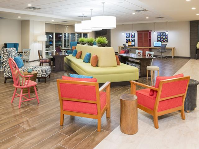 Home2 Suites Lobby - Home2 Suites Lobby