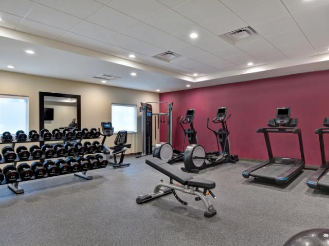 Home2 Fitness Center - Home2 Suites New Fitness Center where you select your choice from a variety of workout equipment including a Spin2 Cycle,
