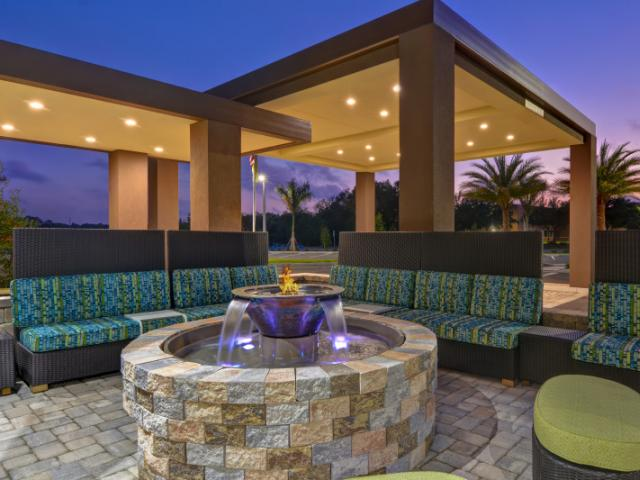Enjoy evening by the Fire Pit - Enjoy relaxing evening around the firepit watching the sunset and stars above!