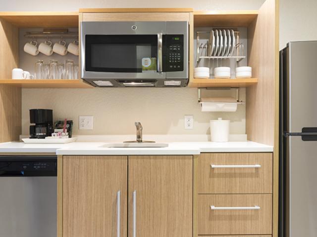 Home2 Suites Kitchen - Home2 Suites Kitchen