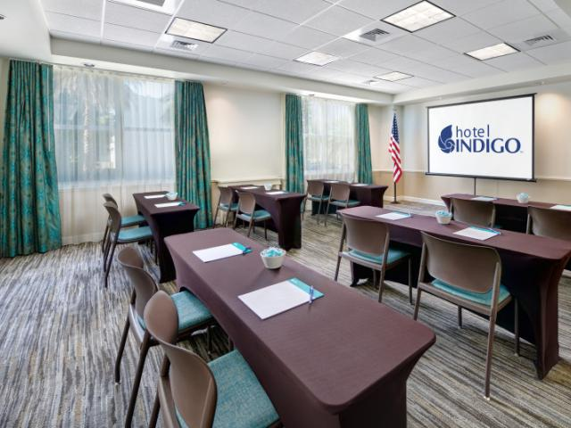Hotel Indigo Sarasota Meeting Space