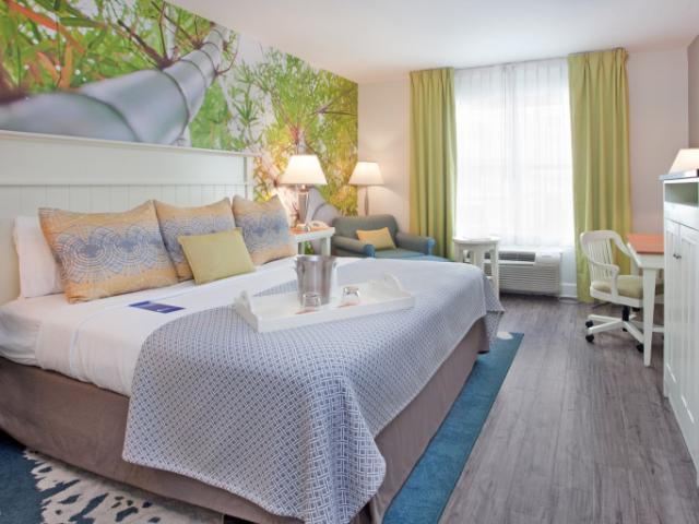 Hotel Indigo Sarasota Interior Room