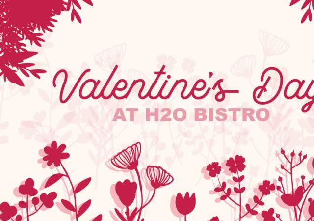 Valentines Day at H2O - Valentines Day at H2O