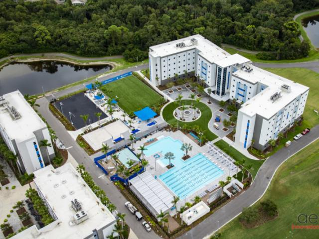 IMG Academy Residential Area