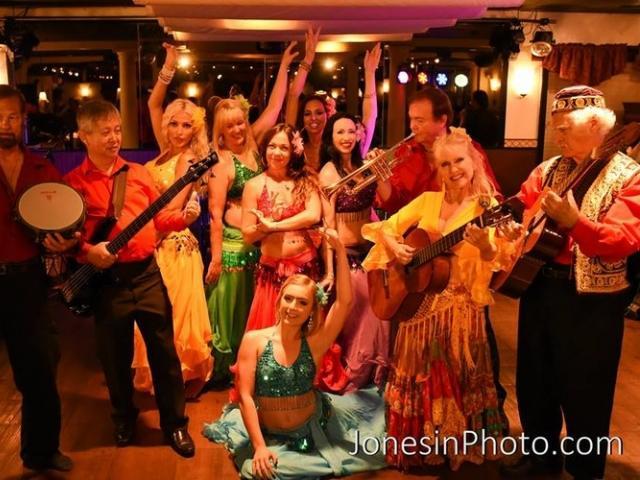 International Party with Tahja