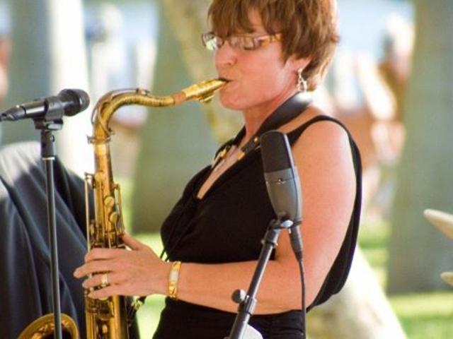 Jazz at the Cabaret - Valerie Gillespie Ensemble