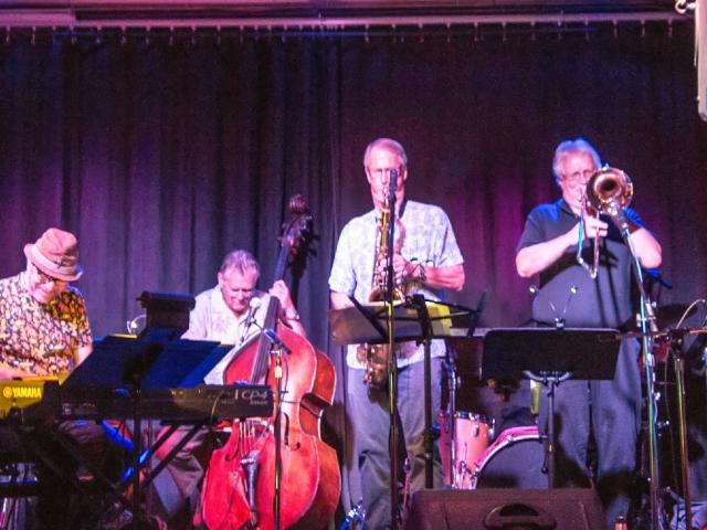Jazz at Two with Bill Buchman and Art of Jazz