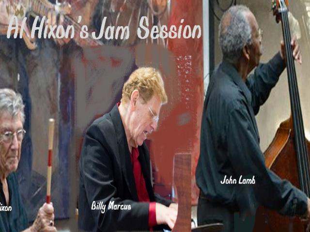 Jazz at Two - Al Hixon's Jam Session