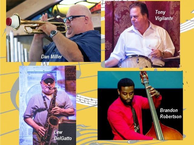 Jazz at Two - Dan Miller/Lew DelGatto Quartet