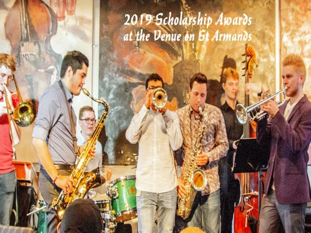 Jazz at Two - Jazz Club Scholarship Recipients Concert