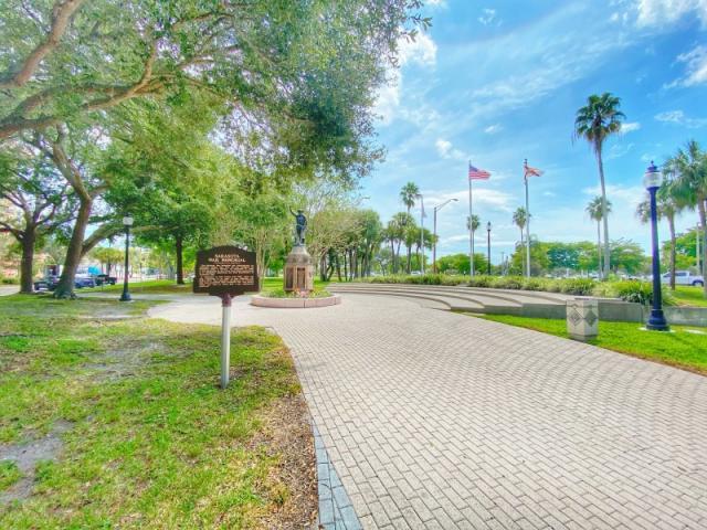 J.D. Hamel Park