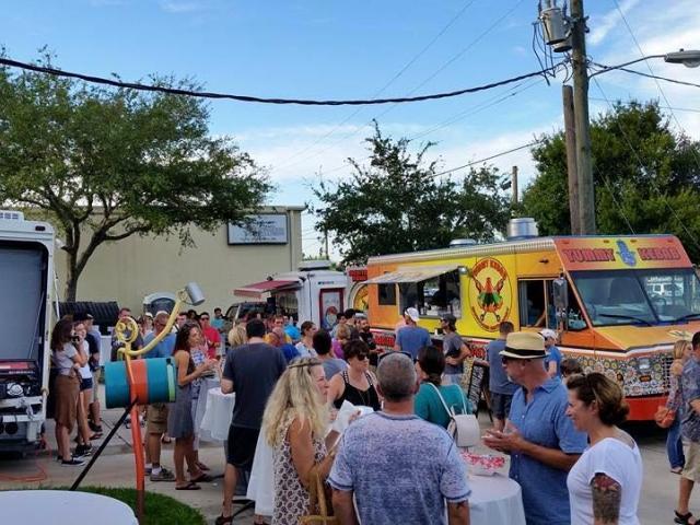 Jdubs Food Truck Rally