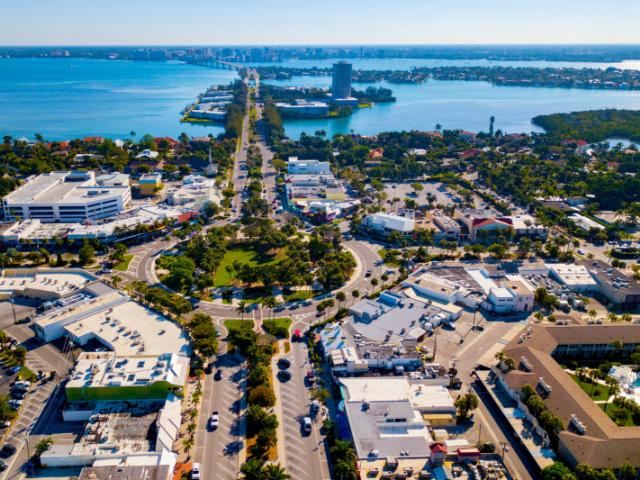 St. Armands Circle - St. Armands Circle is a favorite destination for locals and visitors on the Suncoast of Florida!