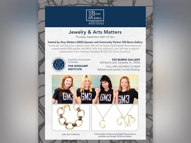 Jewelry and Arts Matters