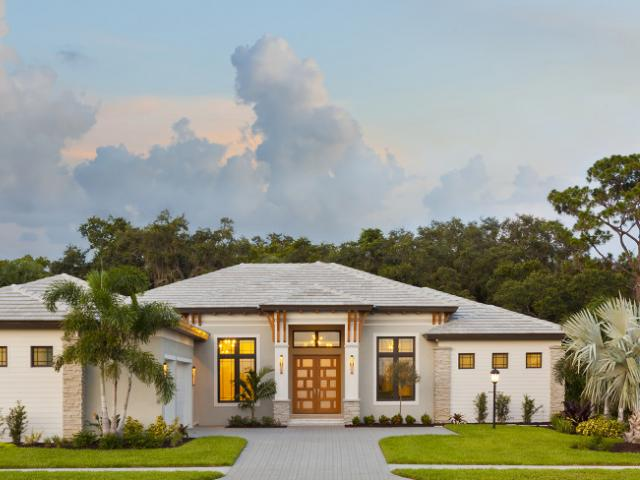 The Kylie Model Home
