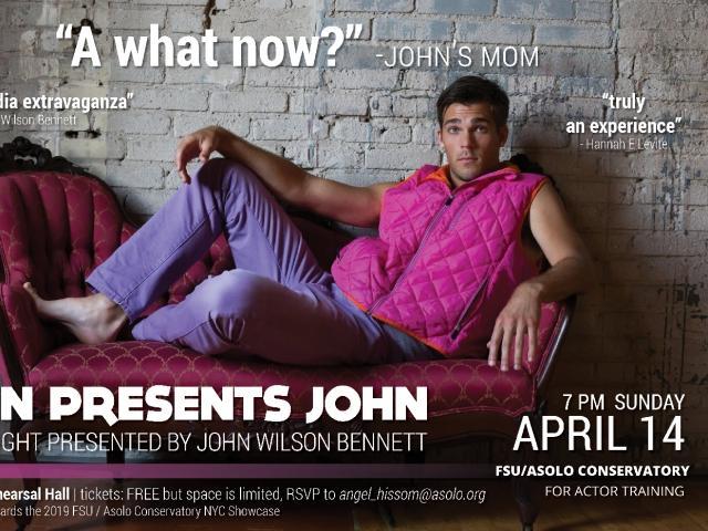 John Presents John: A Late Night Presented by John Wilson Bennett
