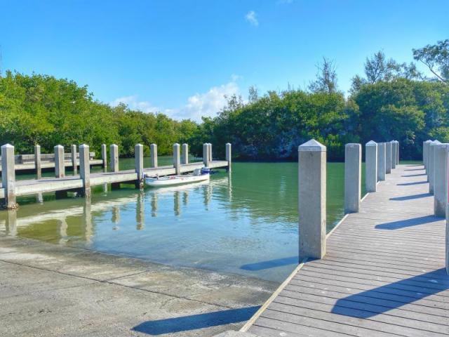 Ken Thompson Park - Boat Ramp