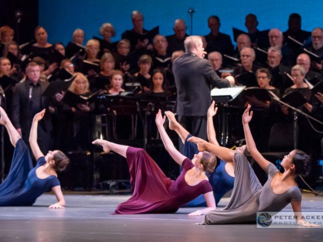 Key Chorale's Misatango - Misatango concert featuring The Sarasota Ballet's Studio Company