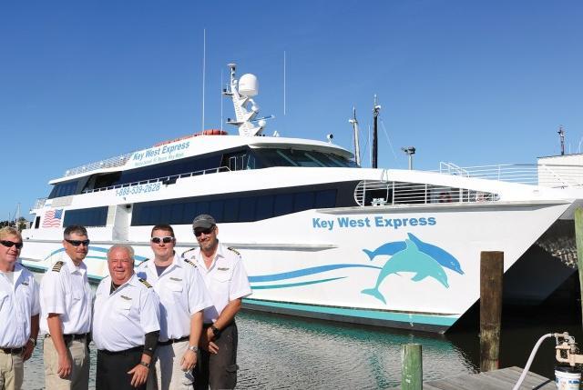 Key West Express Captains
