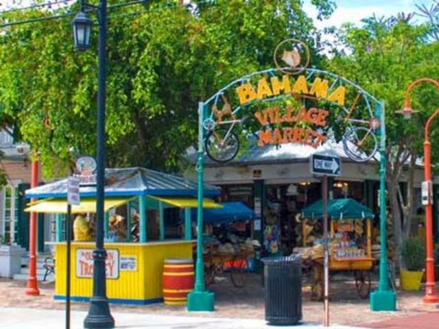 Bahama Village Key West Florida