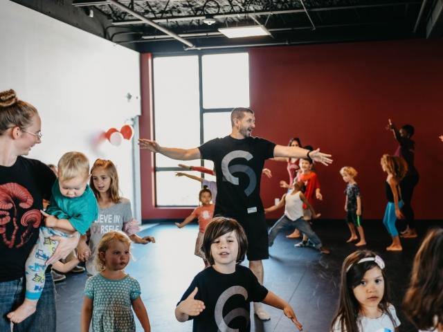 Kids Summer Dance Programs–Intro to Dance