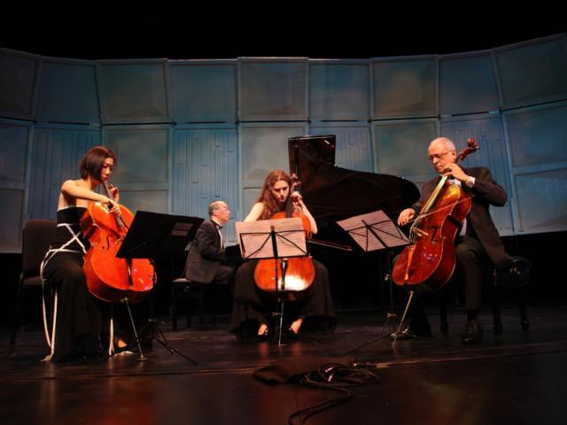 La Musica International Chamber Music Festival - La Musica International Chamber Music Festival in concert at Sarasota Opera House