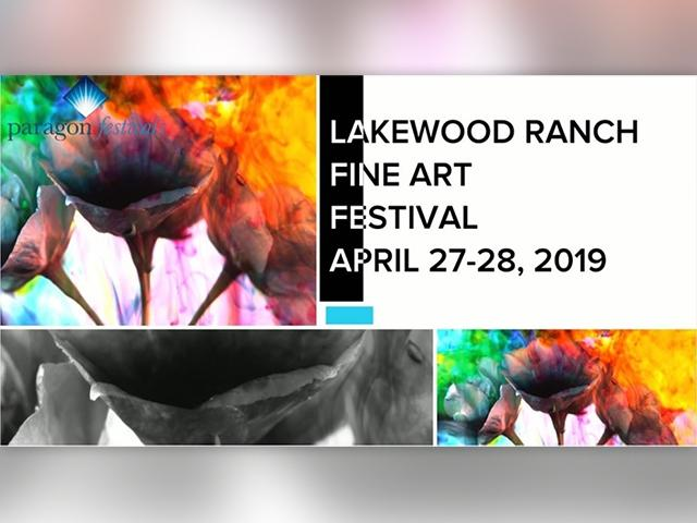 Lakewood Ranch Spring Fine Art Festival