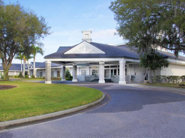 Renovated Clubhouse